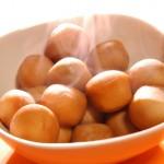 胃腸の働きを活発にし肌のツヤとハリをよくする味覚!その名は「里芋(さといも)」